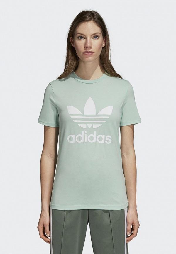 Футболка adidas Originals adidas Originals AD093EWCCZI1 футболка adidas originals adidas originals ad093ewalov1