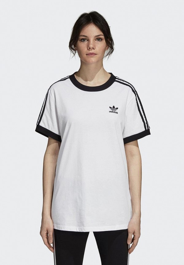 Футболка adidas Originals adidas Originals AD093EWCCZI4 все цены