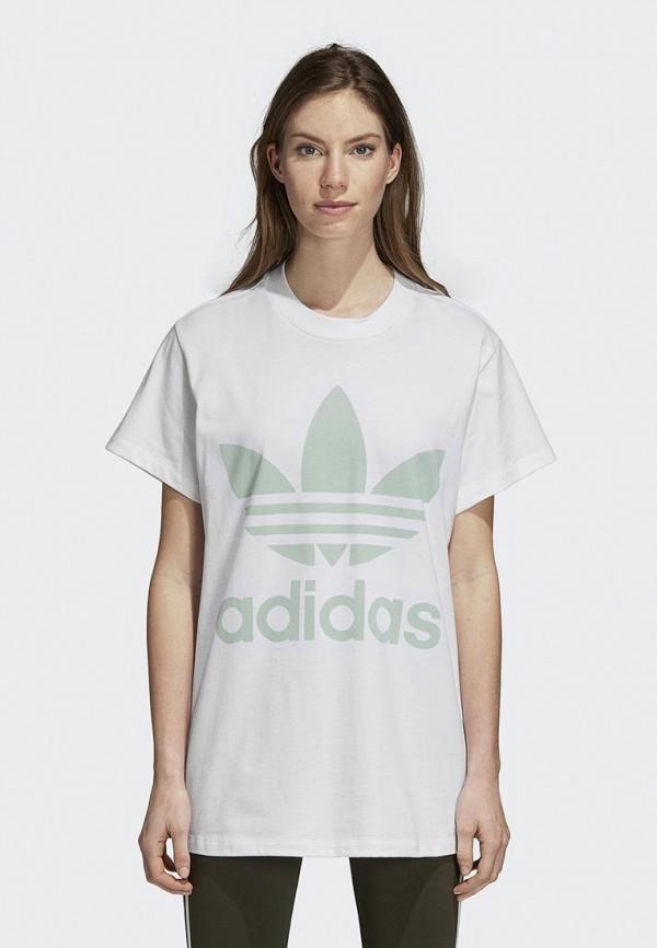 Футболка adidas Originals adidas Originals AD093EWCCZI7 футболка adidas originals adidas originals ad093ebqht63