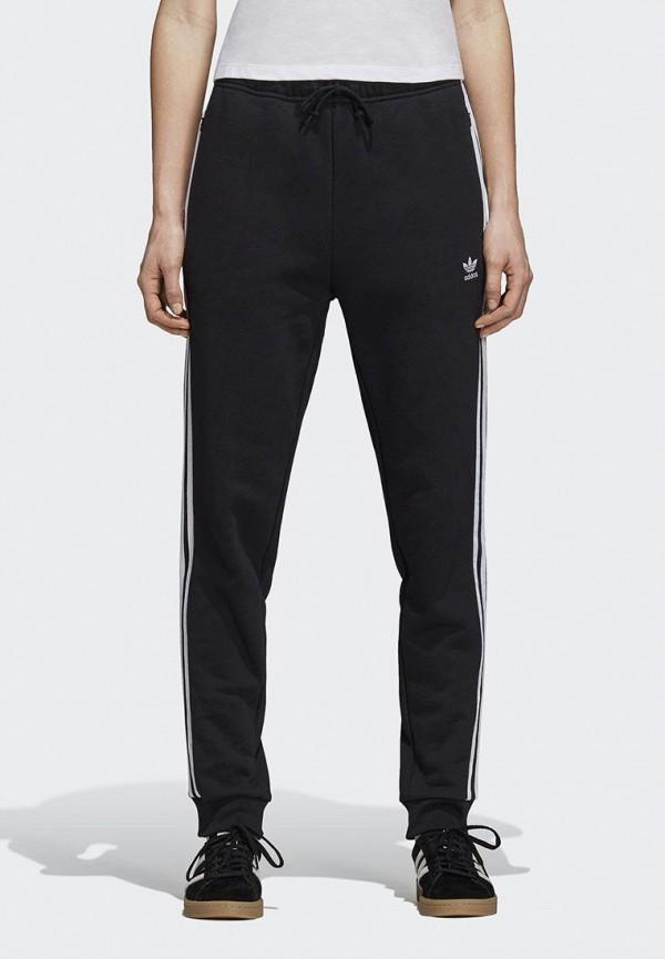 Купить Брюки спортивные adidas Originals, adidas Originals AD093EWCCZI9, черный, Осень-зима 2018/2019