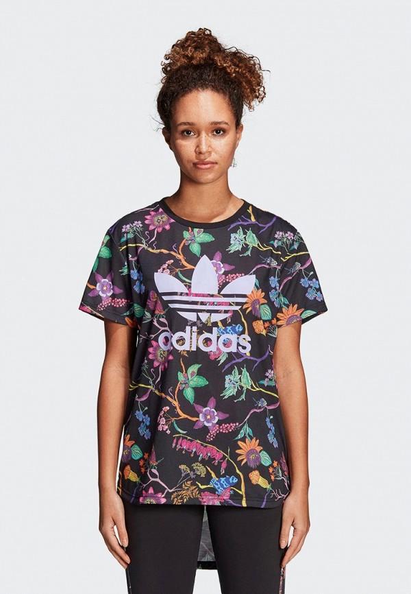 Футболка adidas Originals adidas Originals AD093EWDKNZ2 футболка adidas originals adidas originals ad093ebqht63
