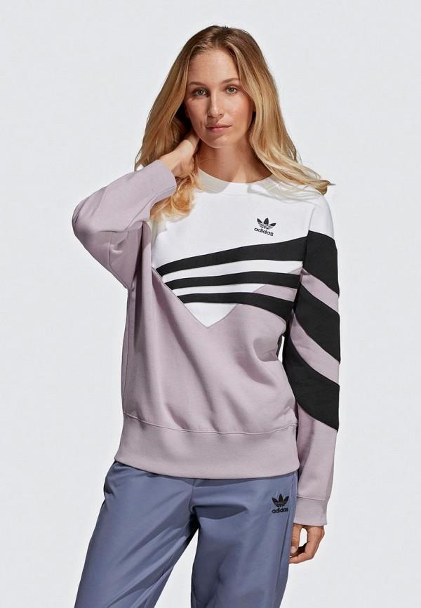 Свитшот adidas Originals adidas Originals AD093EWEESL9 цена