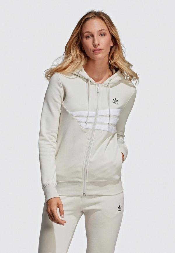 все цены на Толстовка adidas Originals adidas Originals AD093EWEESM0 онлайн