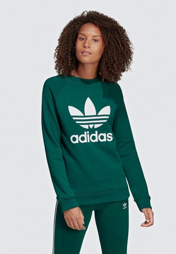 где купить Свитшот adidas Originals adidas Originals AD093EWEESP6 дешево