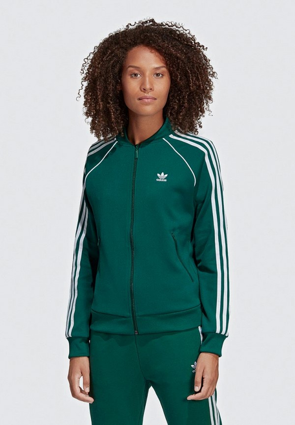 где купить Олимпийка adidas Originals adidas Originals AD093EWEESQ3 дешево