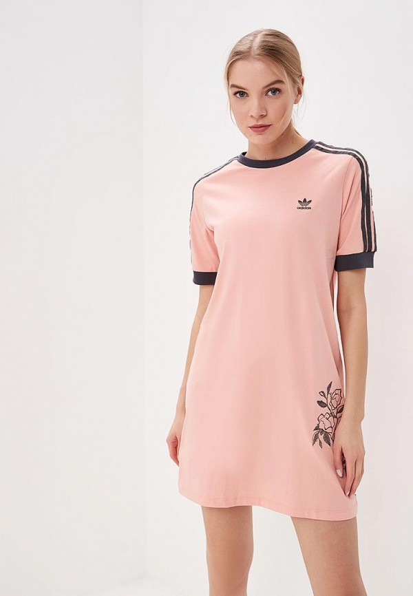 Платье adidas Originals adidas Originals AD093EWEFDT2 неизвестный автор указы императрицы екатерины алексеевны состоявшиеся в 1764 году