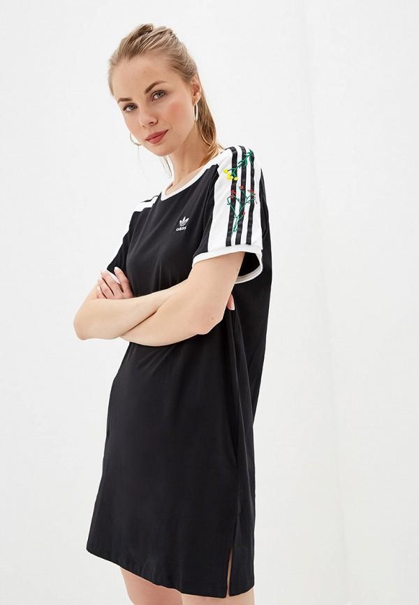Платье adidas Originals adidas Originals AD093EWFKPR8 adidas originals adidas originals ad093emhes55 page 5