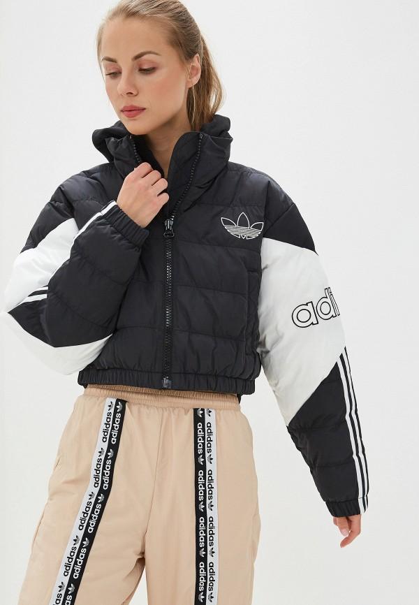 Куртка утепленная adidas Originals adidas Originals AD093EWFKPS6 куртка barneys originals куртка