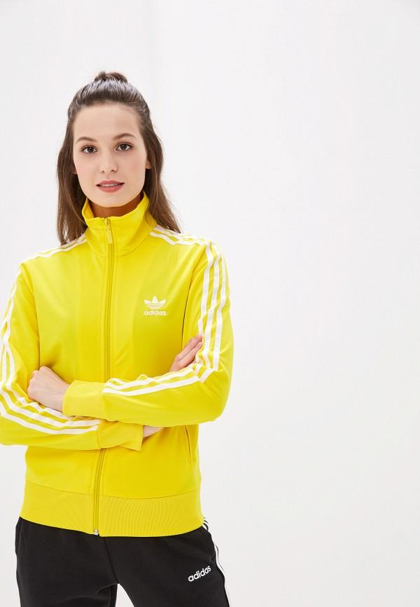 Олимпийка adidas Originals adidas Originals AD093EWFKPT9 недорго, оригинальная цена