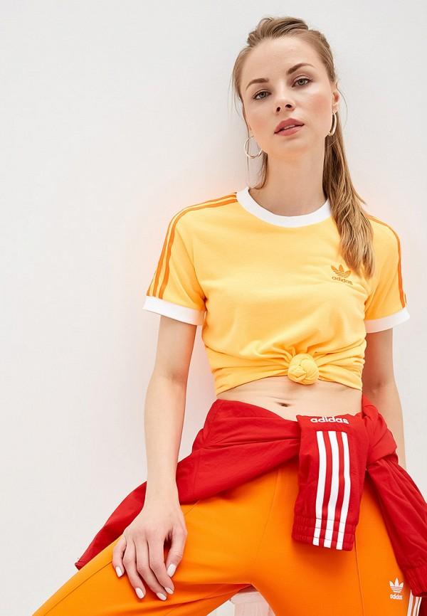 Футболка adidas Originals adidas Originals AD093EWFKPX4