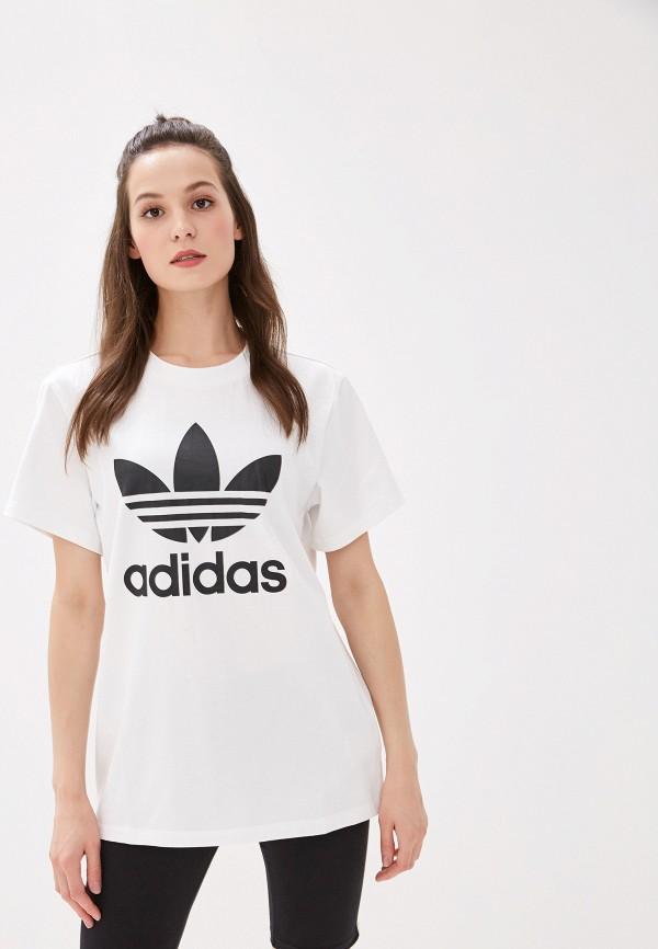 Футболка adidas Originals adidas Originals AD093EWFKPX7