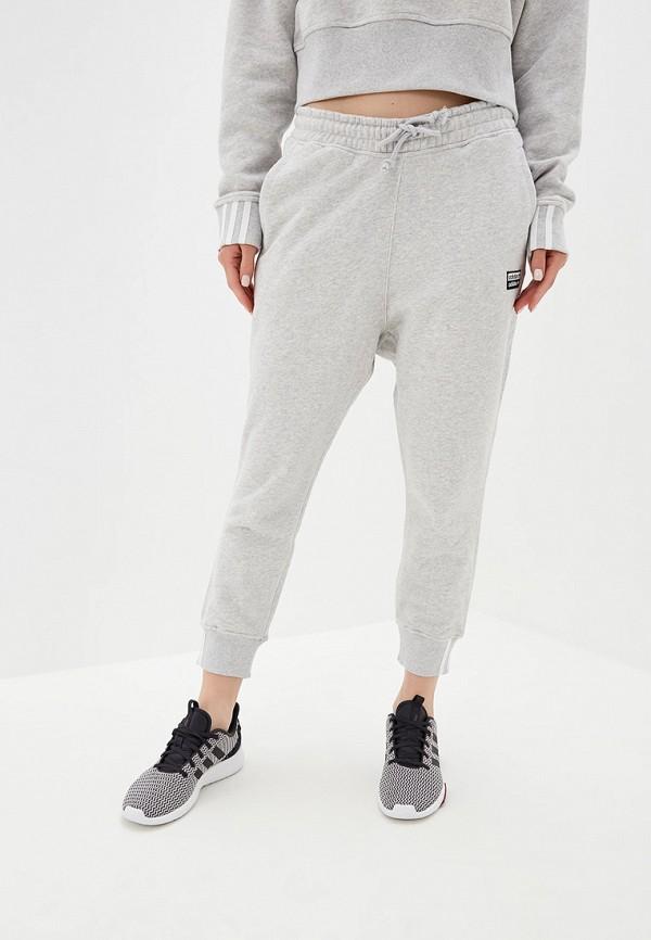 цены Брюки спортивные adidas Originals adidas Originals AD093EWFKQA6
