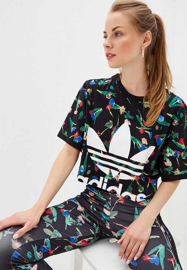 Топ adidas Originals adidas Originals AD093EWFKQB5 недорго, оригинальная цена