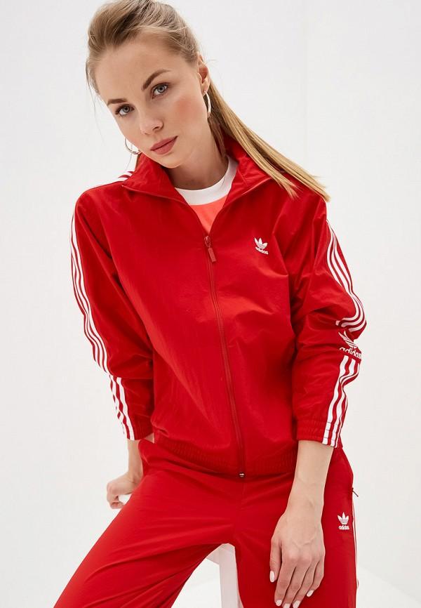 Олимпийка adidas Originals adidas Originals AD093EWFKXI1 недорго, оригинальная цена