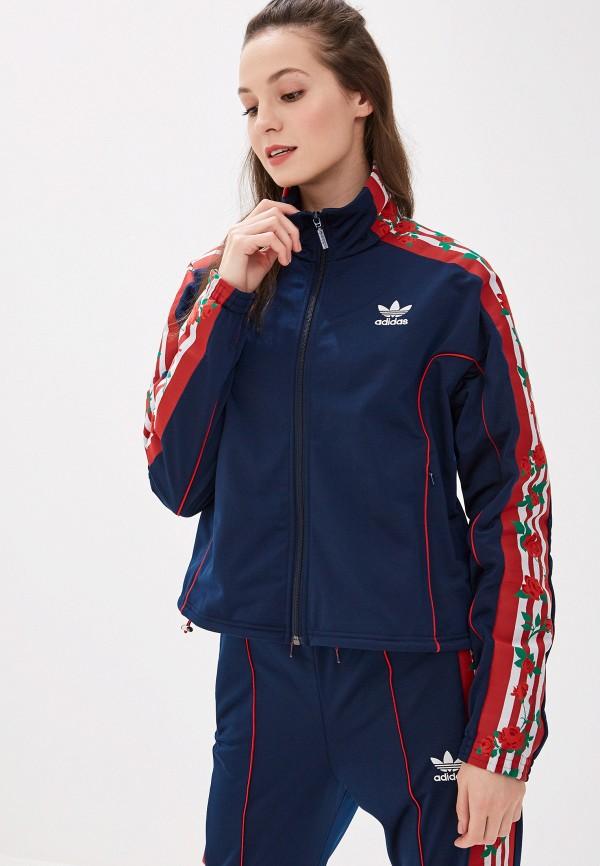 Олимпийка adidas Originals adidas Originals AD093EWFKXI3 недорго, оригинальная цена
