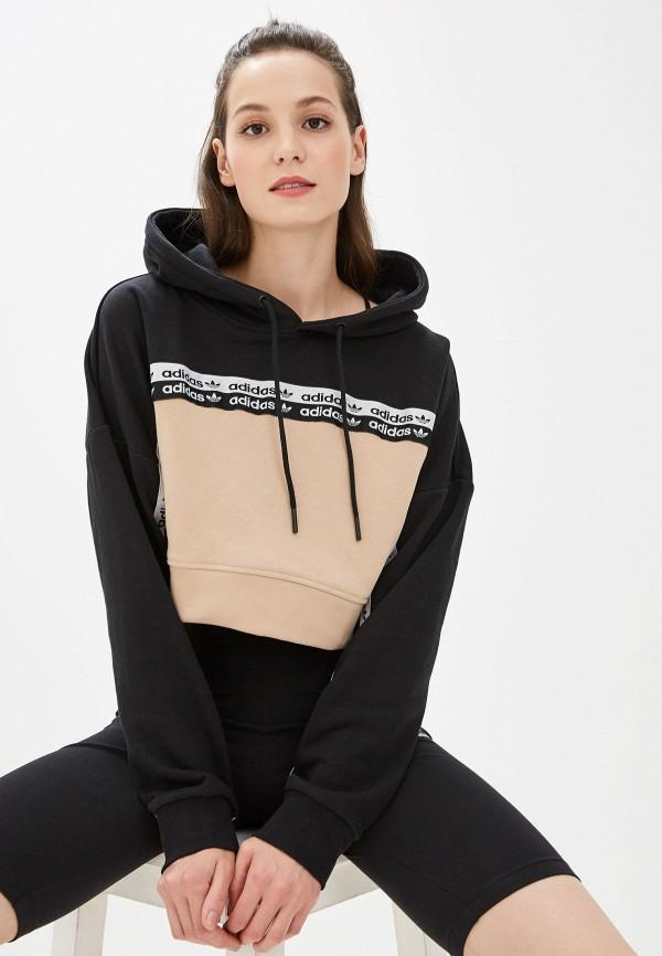 Худи adidas Originals adidas Originals AD093EWFKXI8 цена