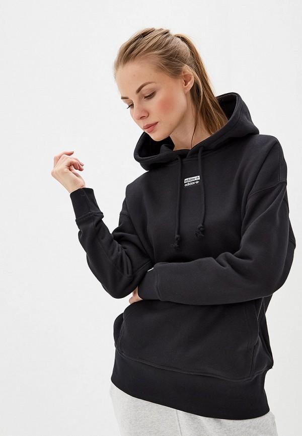 Худи adidas Originals adidas Originals AD093EWFKXJ1 худи мужское adidas ctc ho fleece цвет серый bp9653 размер 46