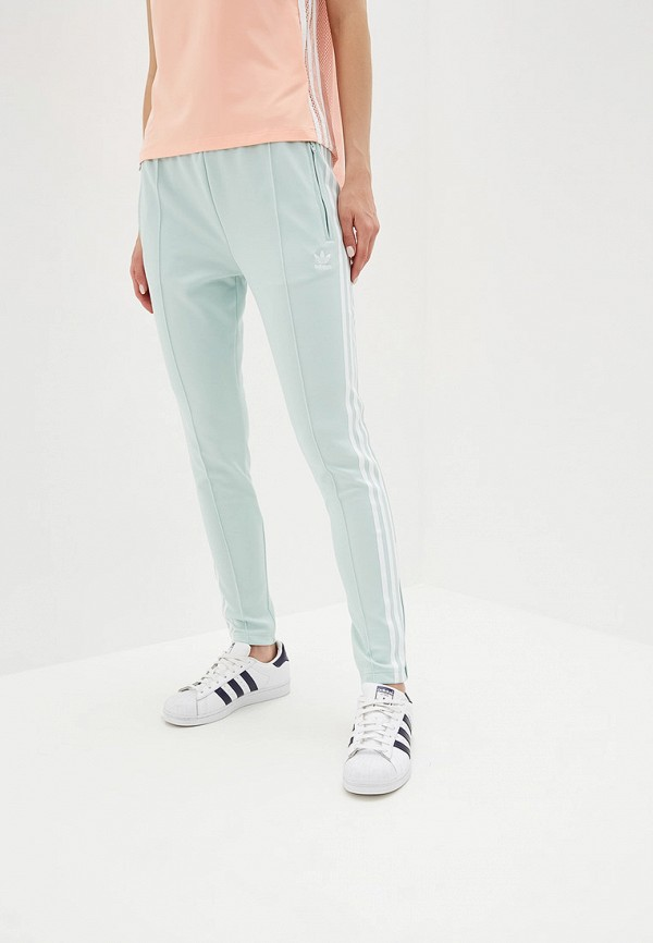 купить Брюки спортивные adidas Originals adidas Originals AD093EWFKXJ8 дешево
