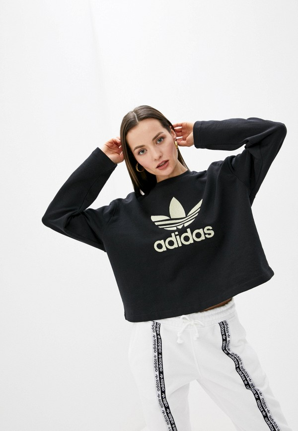 Свитшот adidas Originals adidas Originals AD093EWHLJK5 цена