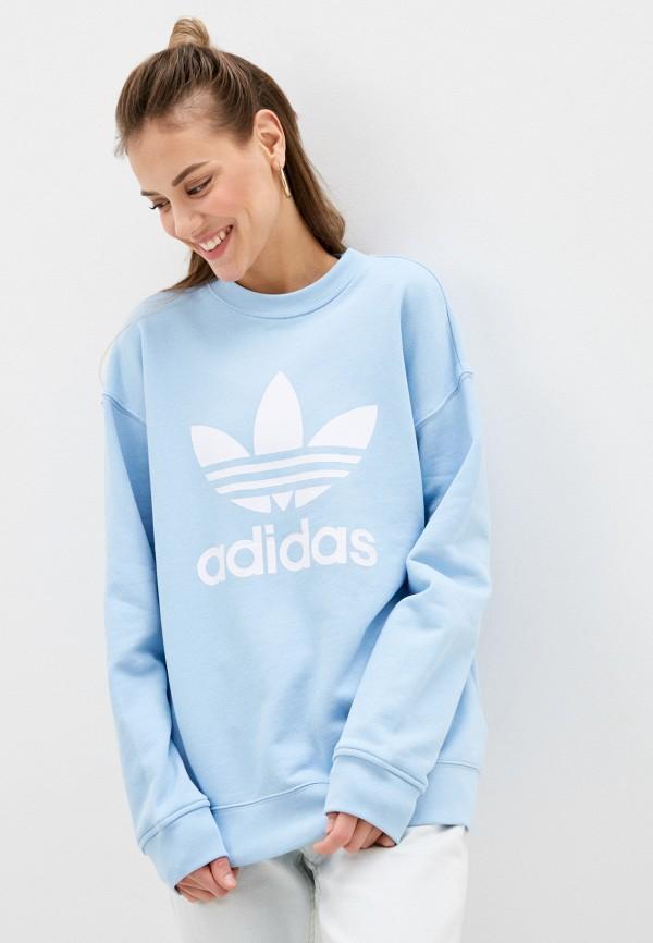 Свитшот adidas Originals adidas Originals AD093EWHLJK8 цена