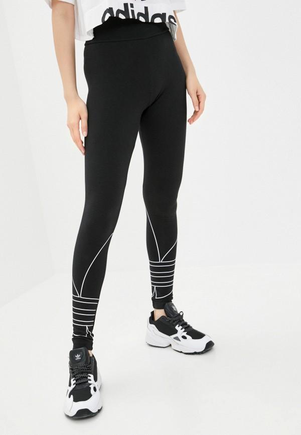 женские леггинсы adidas