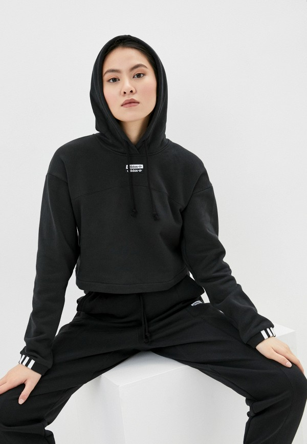 женские худи adidas