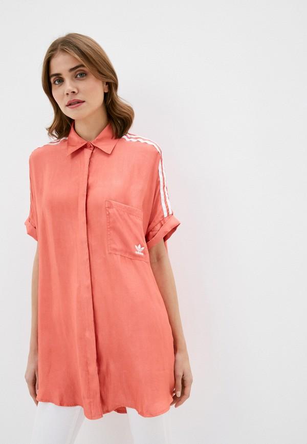женское платье-рубашки adidas