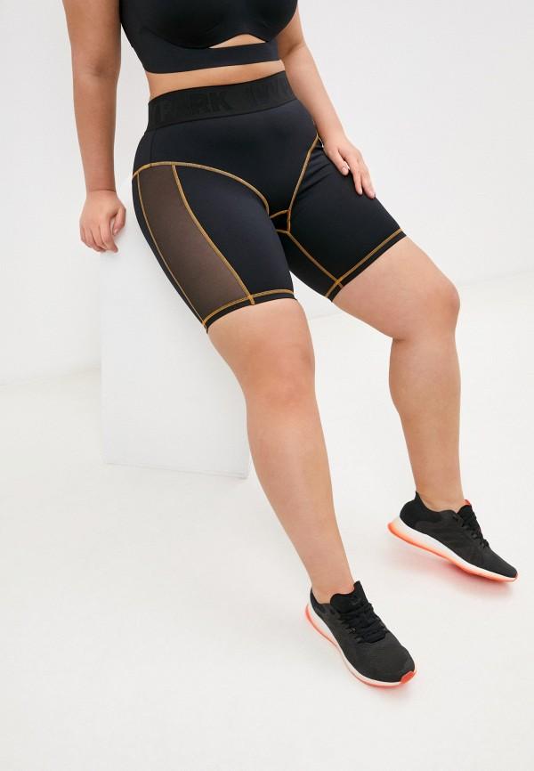 женские капри adidas, черные