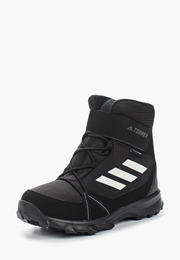 ботинки adidas малыши, черные