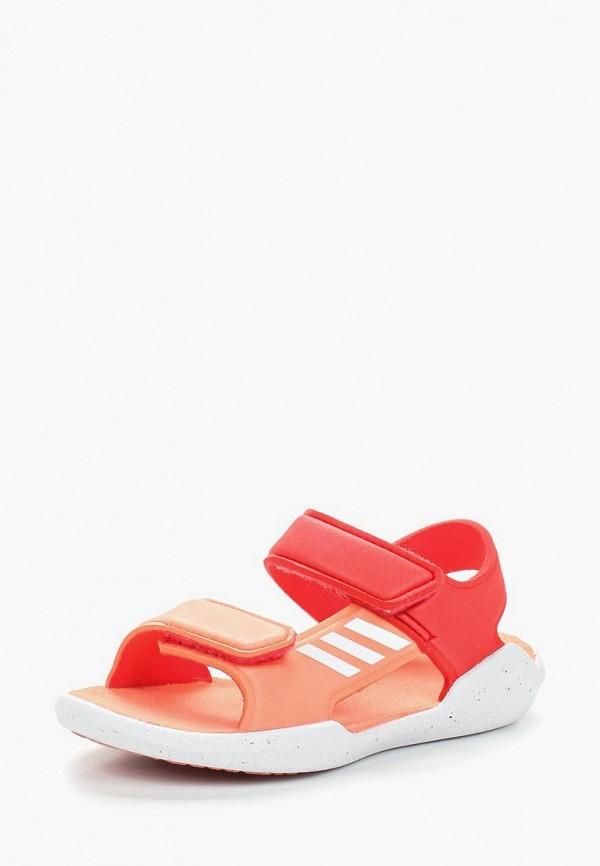 Сандалии adidas adidas AD094AGALZH2 цена