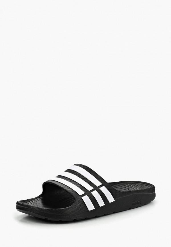Сланцы adidas adidas AD094AUCAZ55 цена