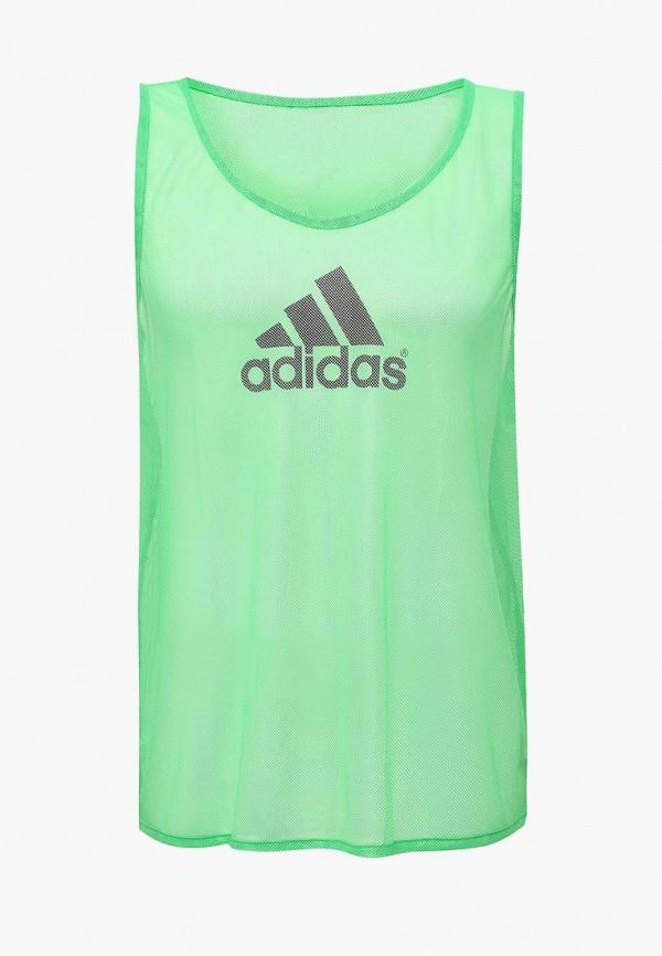 Майка спортивная adidas adidas AD094DMURK29 бутылка гантеля спортивная irontrue цвет зеленый 2 2 л