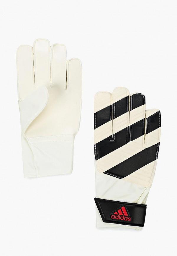 Перчатки вратарские adidas adidas AD094DUQML32 цена
