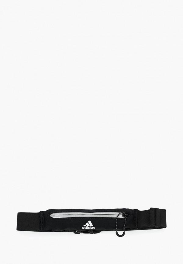 Купить Пояс для бега adidas, adidas AD094DUQML77, черный, Осень-зима 2017/2018