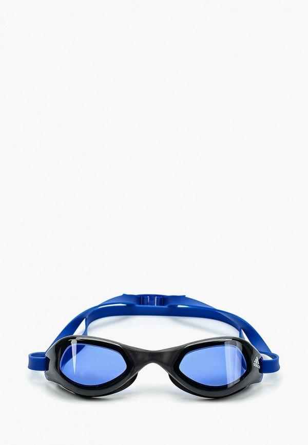 Купить Очки для плавания adidas, adidas AD094DUUNX83, синий, Осень-зима 2018/2019