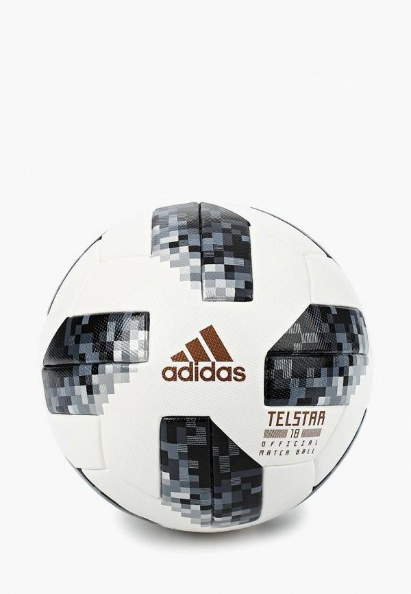 Мяч футбольный adidas adidas AD094DUZHZ28 цена