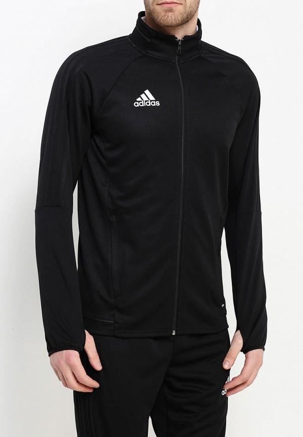 Олимпийка adidas adidas AD094EMQHW00 недорго, оригинальная цена