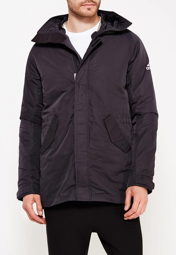 Куртка утепленная adidas adidas AD094EMUOD21 куртки пуховики adidas куртка утепленная adidas jkt18 std parka bq6594