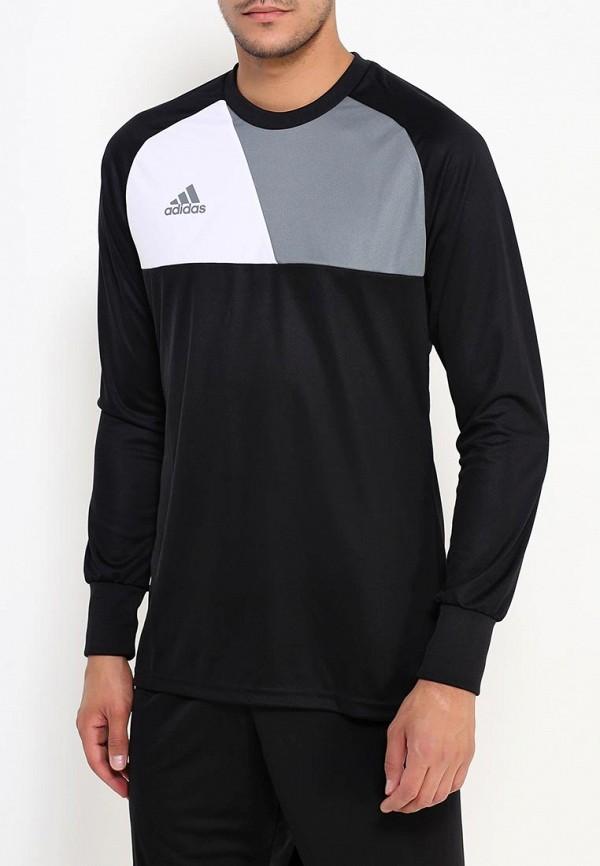 Купить Лонгслив спортивный adidas, adidas AD094EMUOD88, черный, Осень-зима 2018/2019