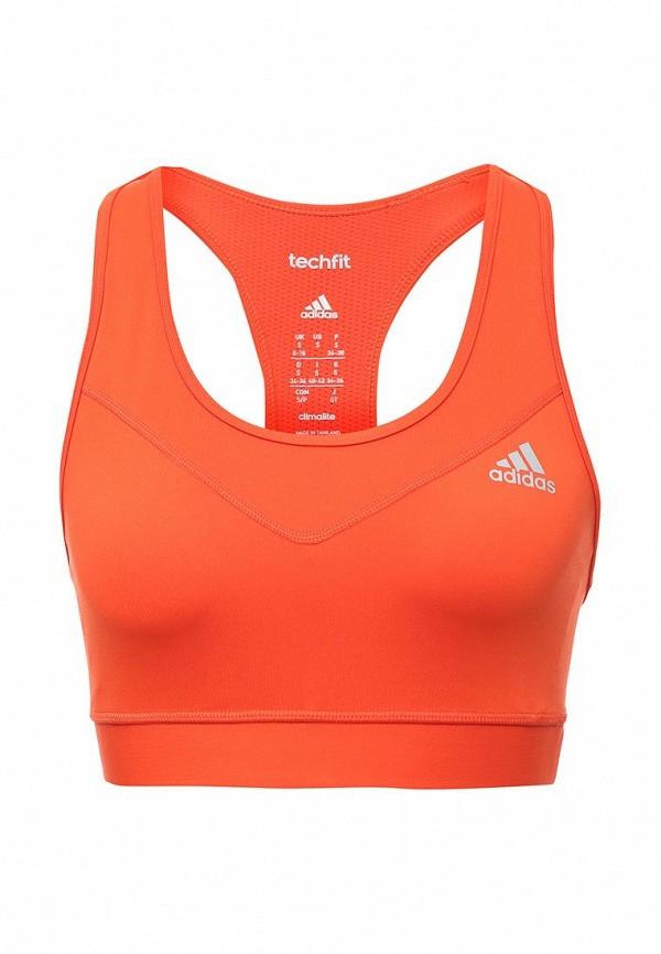 Топ спортивный adidas adidas AD094EWQII26 недорго, оригинальная цена