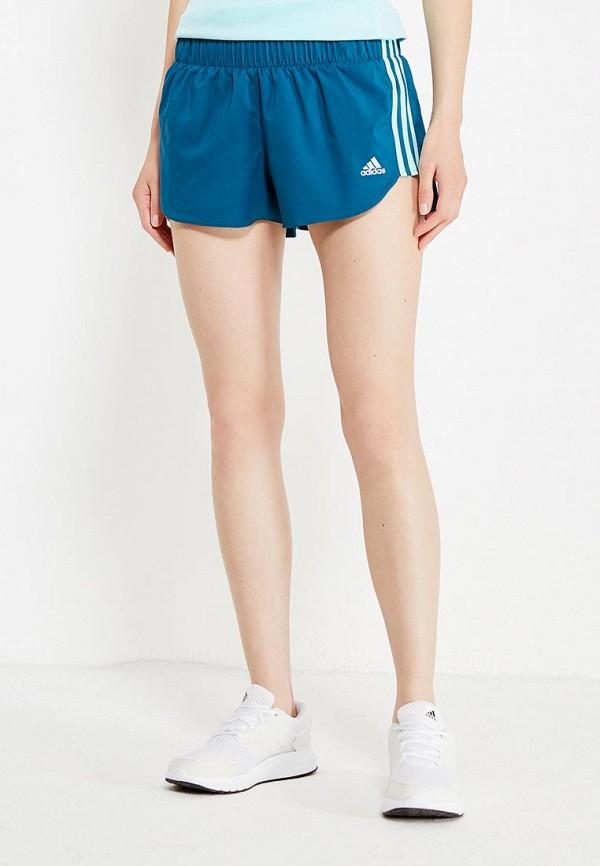 Шорты спортивные adidas adidas AD094EWUOH86 недорго, оригинальная цена