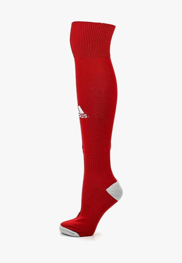 женские гольфы adidas, красные