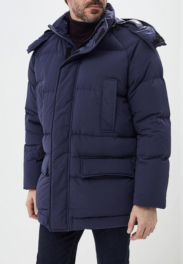 Купить Пуховик Add, Add AD504EMCGOI4, синий, Осень-зима 2018/2019
