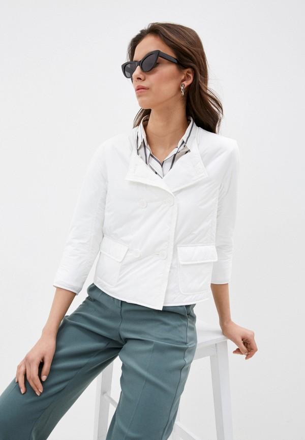 женская куртка add, белая