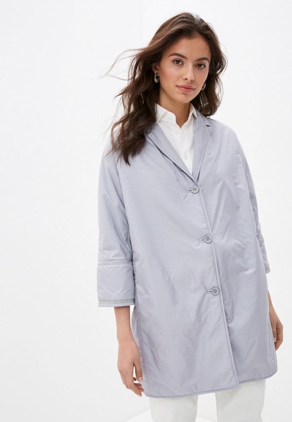 женская куртка add, серая