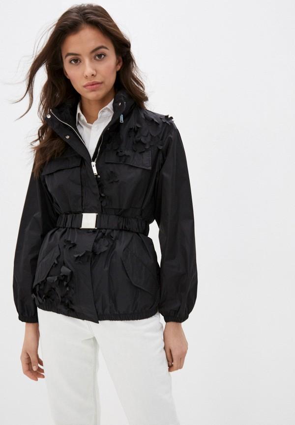 женская куртка add, черная