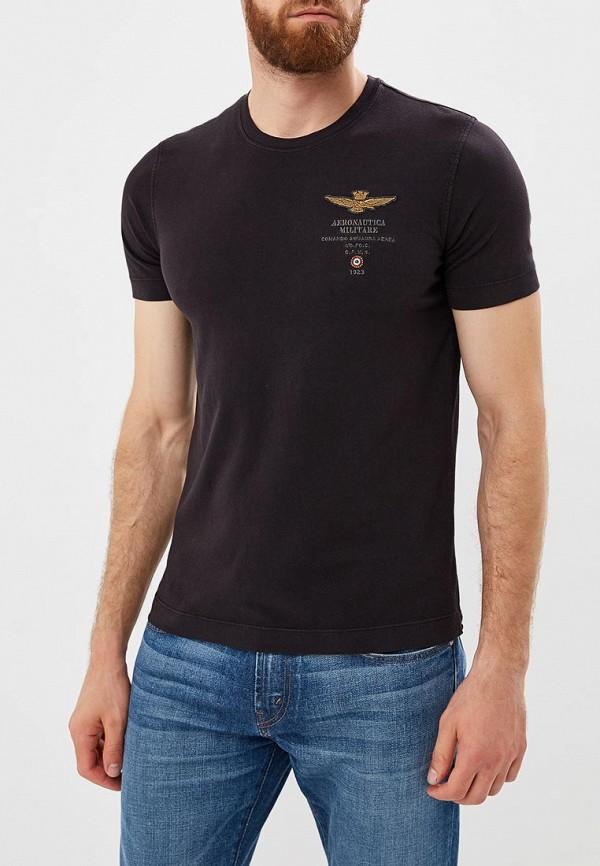 Футболка Aeronautica Militare Aeronautica Militare AE003EMCCXO6 aeronautica militare футболка