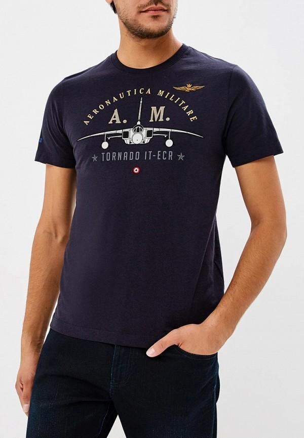 Футболка Aeronautica Militare Aeronautica Militare AE003EMCCYE4 aeronautica militare футболка
