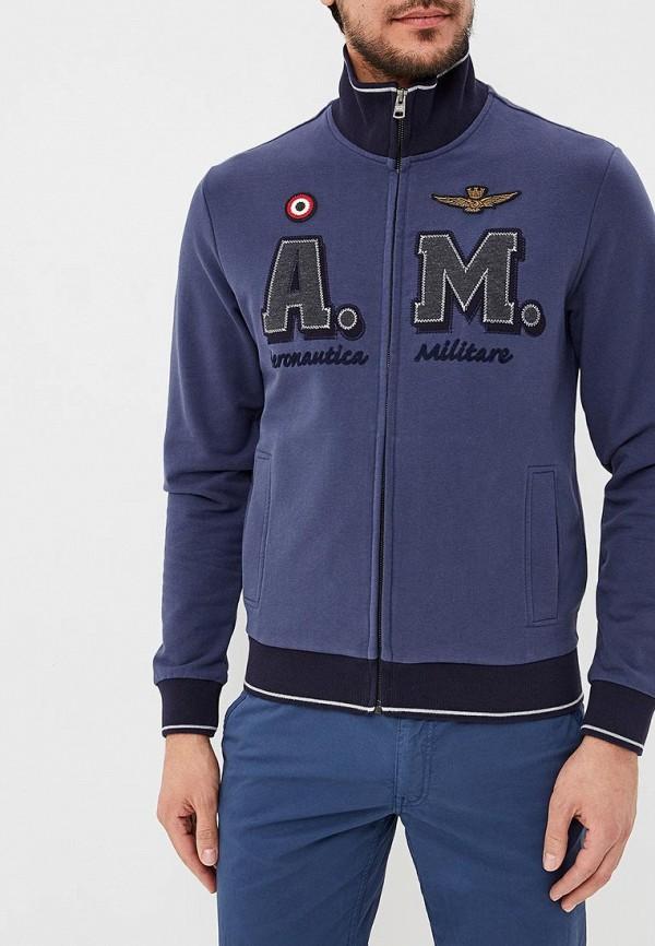 Олимпийка Aeronautica Militare Aeronautica Militare AE003EMDRWB0 цена и фото