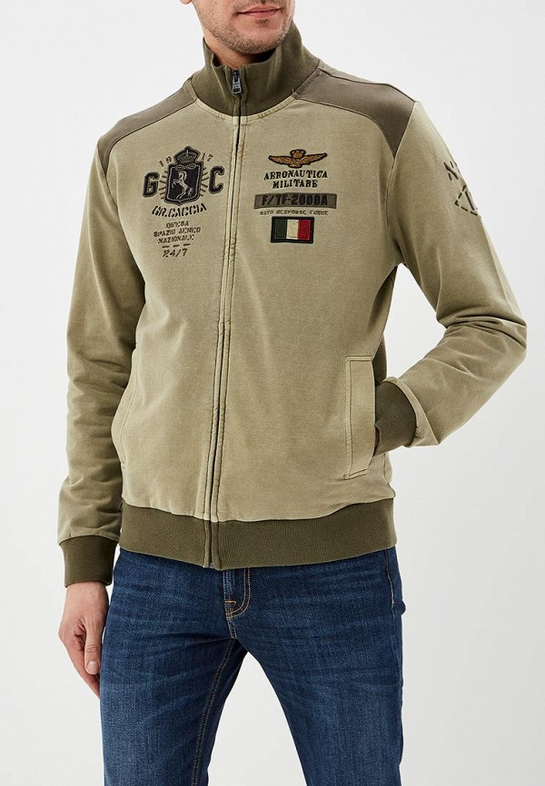 Олимпийка Aeronautica Militare Aeronautica Militare AE003EMDSMF1 цена
